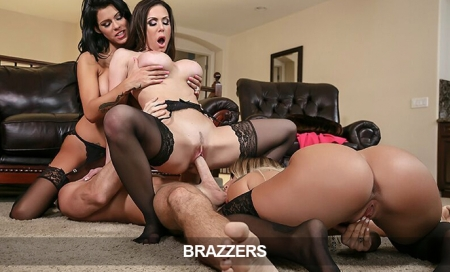 Brazzers Network:  30Day Pass Just 9.99!