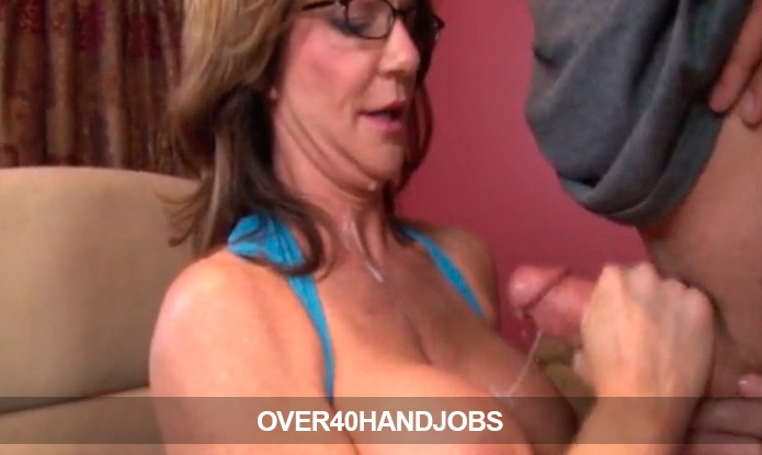 Adult Deal - Over40Handjobs: 50% Lifetime Discount!