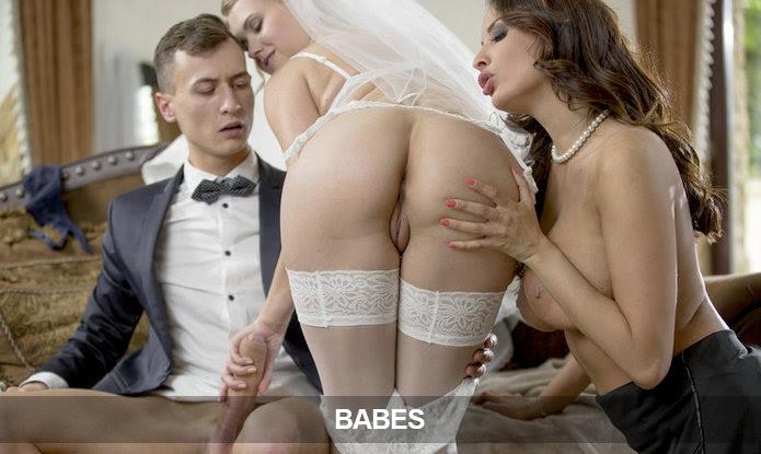 частное порно невесту отодрали до свадьбы этого