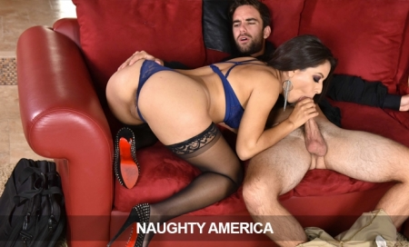 NaughtyAmerica:  30Day Pass Just 9.95!!