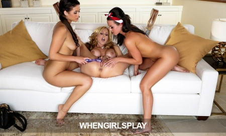 WhenGirlsPlay:  30Day pass Just 9.99!