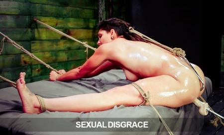 SexualDisgrace:  50% Lifetime Discount!