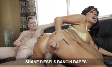 ShaneDieselbangingbabes:  9.95/Mo for Life!