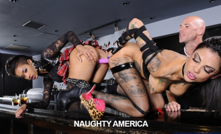 NaughtyAmerica: Just 9.95/Mo for Life!